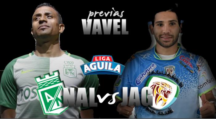 Atlético Nacional - Jaguares de Córdoba: Los 'verdes' buscan una nueva alegría