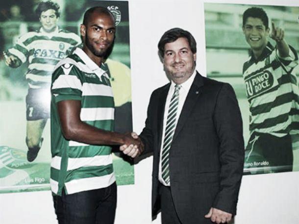 Sporting tem novo central: Naldo já é Leão: «Quero vitórias e títulos»