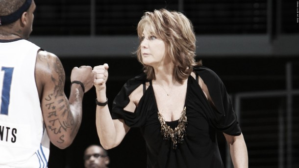 """Nancy Lieberman: """"Las mujeres estamos preparadas para entrenar a ese nivel"""""""