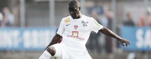 AS Nancy Lorraine:Guidileye signe,Amadou part à Lille