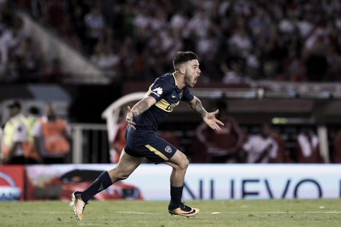 Anuario Boca Juniors VAVEL 2017: Nahitan Nández, pura garra charrúa
