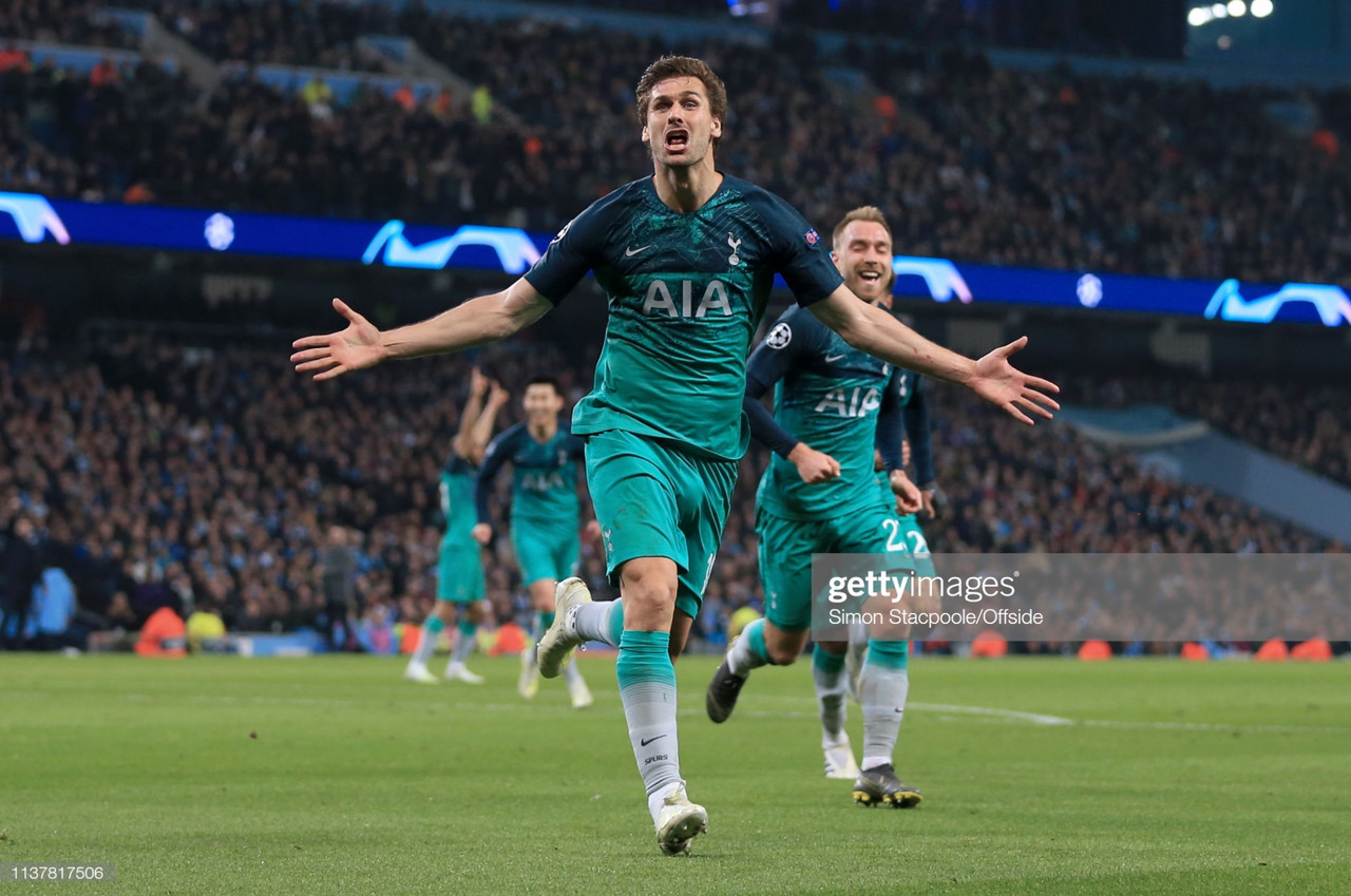 Spurs offer free agent Fernando Llorente a new deal amid Fiorentina  interest