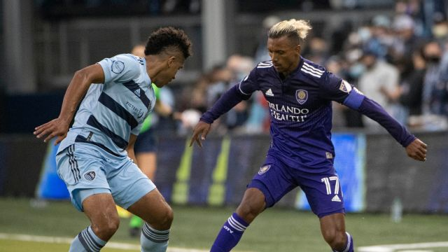 Orlando earns a point on the road at SKC
