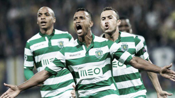 Sporting: Nani não voltará ao Manchester United em Janeiro