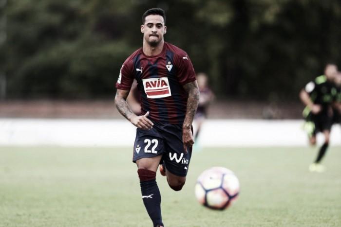 """Nano: """"Estoy contento por el gol y mi debut"""""""