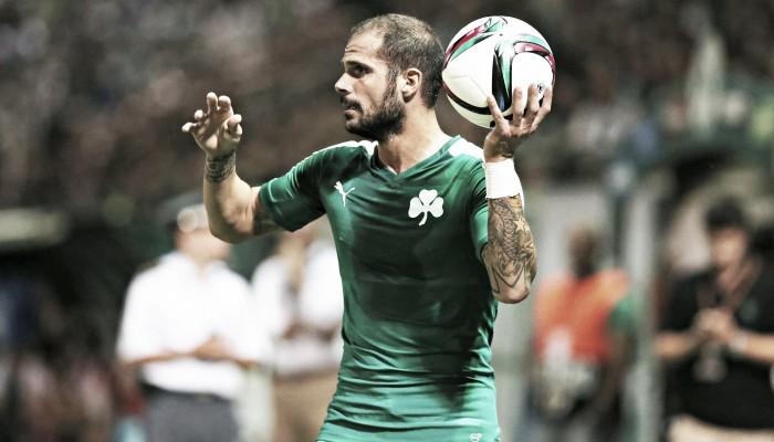 Nano González, nuevo lateral izquierdo de la UD Almería