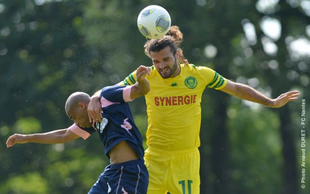 Nantes assure quasiment son maintien