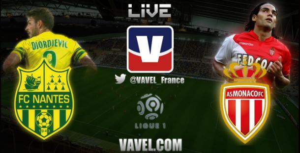 Live Nantes - Monaco, le match en direct