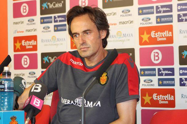 """Miquel Soler: """"El equipo no pasará pena"""""""