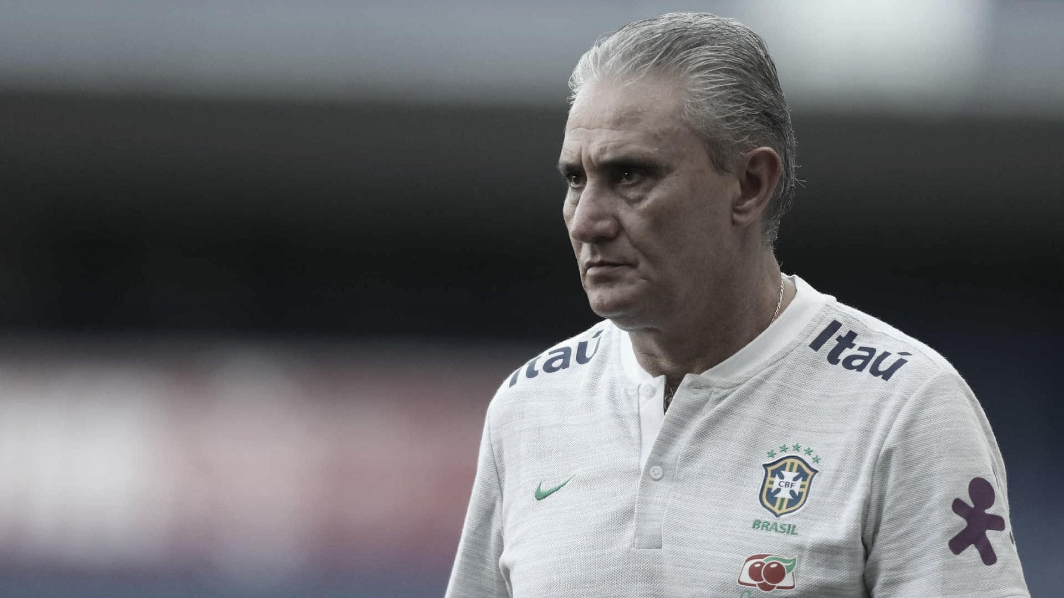 Com novidades e sem atletas da Copa do Brasil, Tite convoca Seleção para amistosos