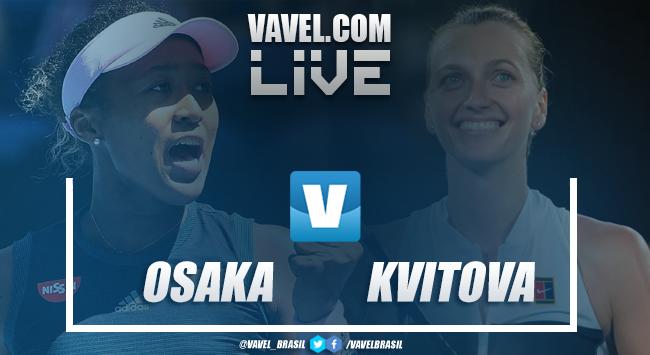 Naomi Osaka vence Petra Kvitova e conquista Australian Open 2019 (2-1)