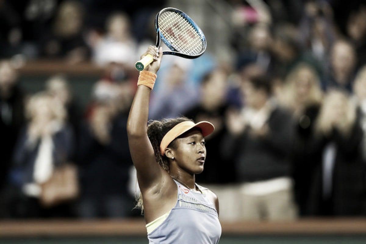 WTA Indian Wells: Naomi Osaka continues her fine form, breezes past world number five Karolina Pliskova