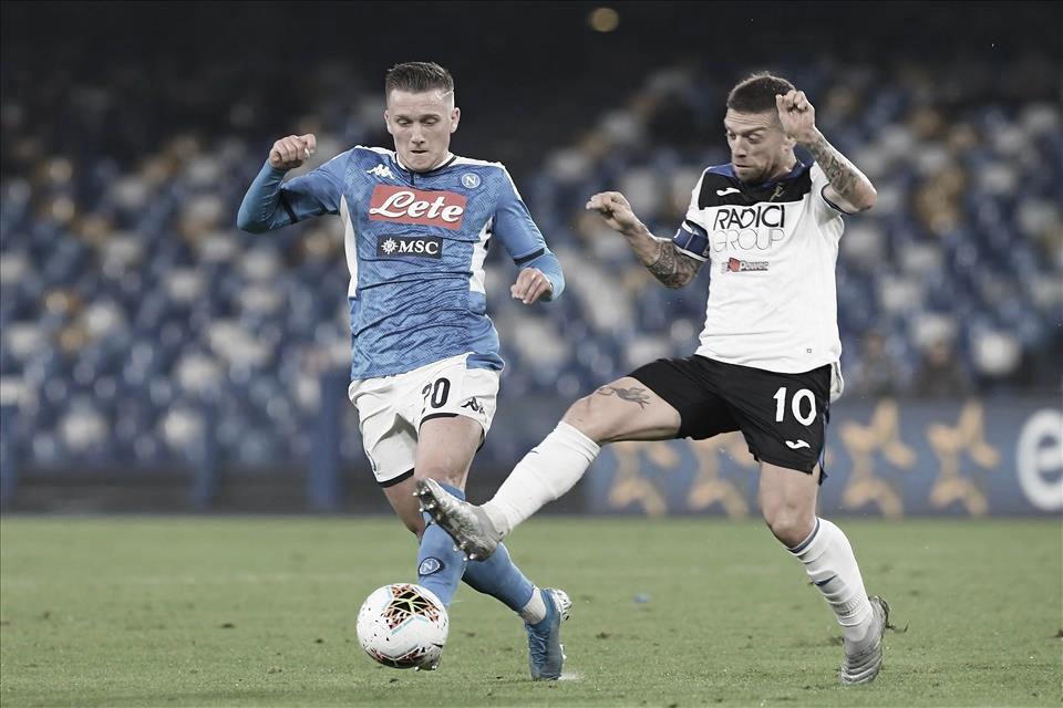 Atalanta e Napoli colocam ótimas fases à prova para manter sequência positiva