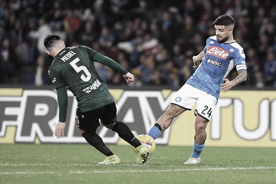 Sem maiores pretensões, Bologna busca reabilitação na Serie A diante do Napoli