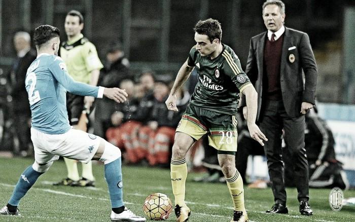 Empolgado Milan visita Napoli para tentar quebrar longo tabu