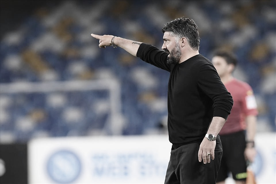 Gennaro Gattuso é oficializado como novo treinador da Fiorentina