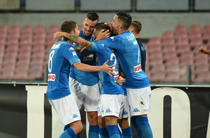 Atalanta - Napoli in diretta, Serie A 2017/18 Live (0-1): sblocca e decide Mertens. Azzurri a +4 sulla Juve