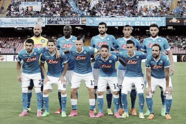 Risultato Legia Varsavia - Napoli di Europa League 2015/16 (0-2): Mertens apre, Higuain illumina