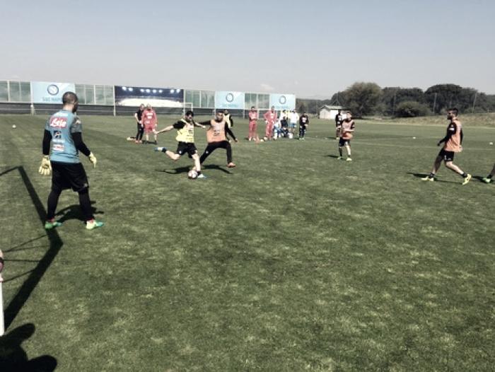 Calcio, Spagna: Reina salta l'allenamento per problemi fisici
