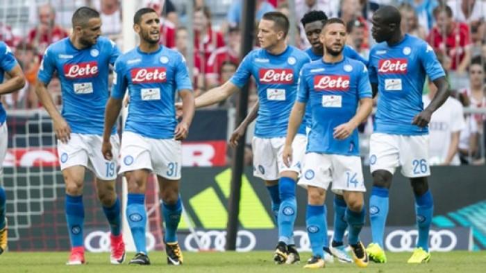 Napoli, ultimo test verso il Nizza: al San Paolo c'è l'Espanyol