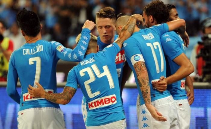 Napoli, le scelte di Sarri in vista della sfida alla Fiorentina