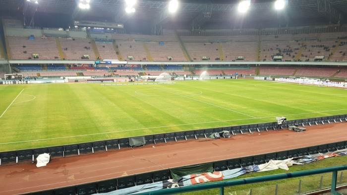Coppa Italia 2016/17 - Riflettori puntati sul San Paolo: le formazioni di Napoli-Fiorentina