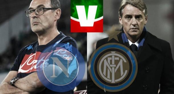 Napoli - Inter, l'analisi tattica: fuoco alle polveri o polvere sulla scacchiera?