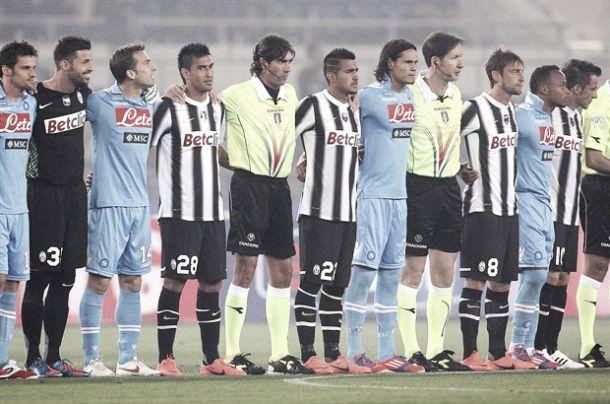 Supercoppa, su Juventus e Napoli incombe il rischio squalifica
