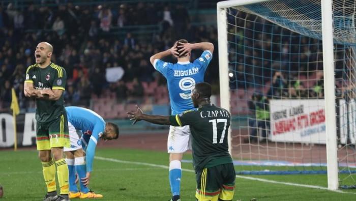 """Il Napoli si schianta sul Milan, Hamsik: """"Abbiamo dominato, ora testa al Villarreal"""""""