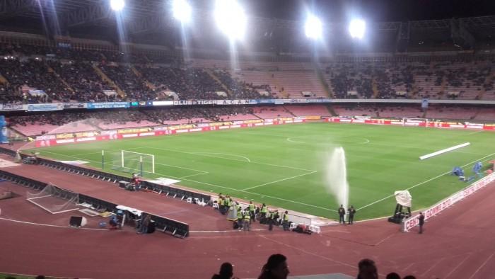 Il posticipo: Napoli - Milan, le formazioni ufficiali