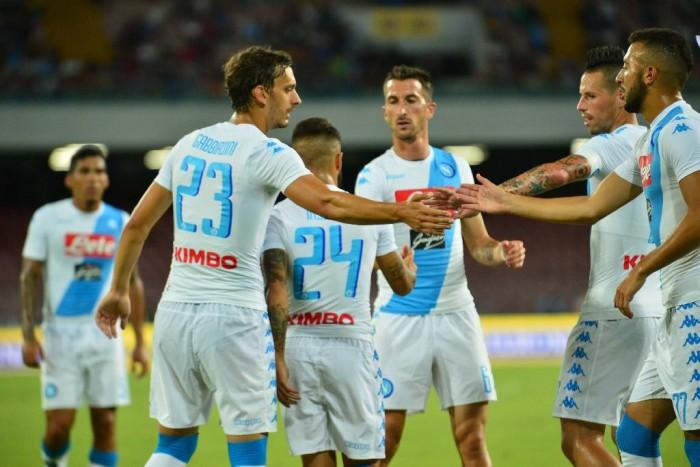 Napoli, ultima amichevole a Berlino contro l'Hertha: in campo chi giocherà a Pescara