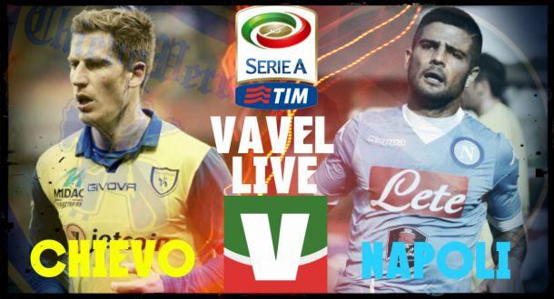 RisultatoChievo 0-1 Napoli in Serie A 2015/2016