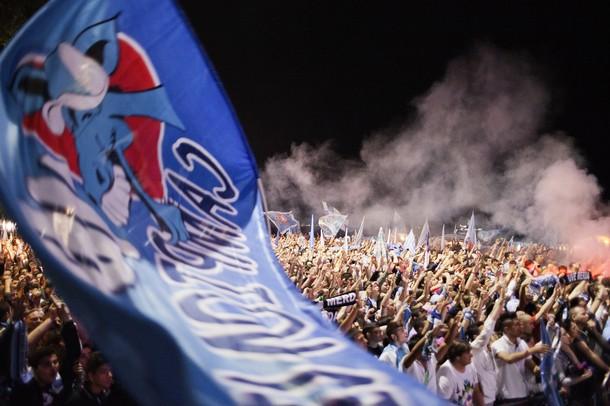 L'azzurro oscura il bianconero: il Napoli vince la Coppa Italia
