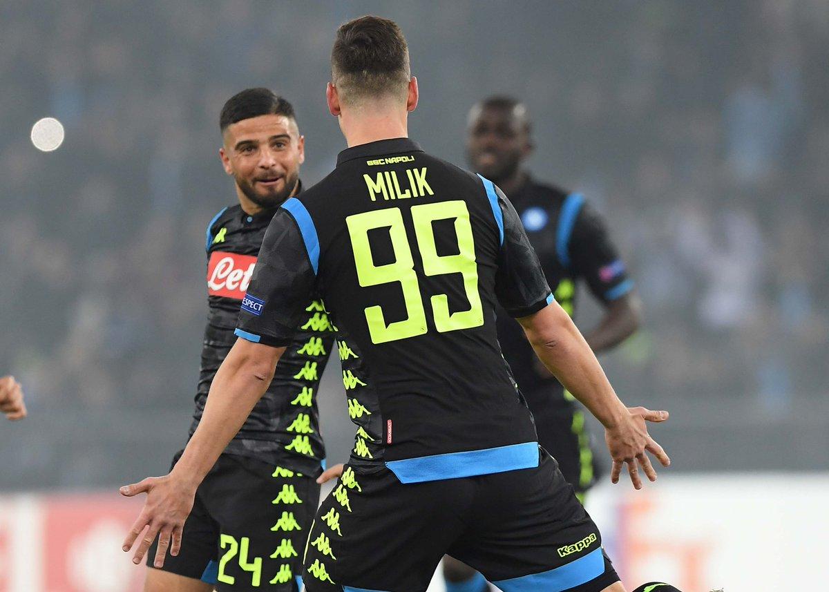Europa League- Napoli corsaro in Svizzera e qualificazione ipotecata, Zurigo battuto 3-1