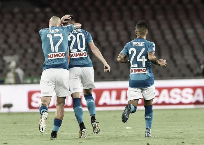 El Napoli se repone y vence al Atalanta