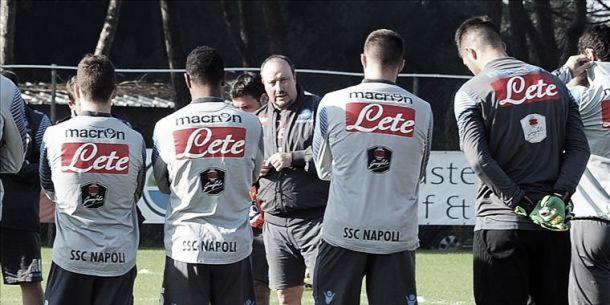 Verso Napoli - Wolfsburg: asado e doppia seduta di allenamento per gli azzurri