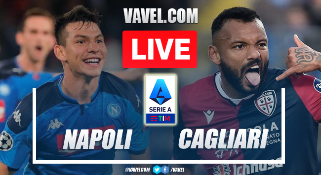 Goals and Highlights: Napoli 2-0 Cagliari in Serie A 2021