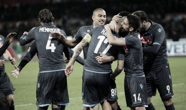 Wolfsburg-Napoli, la lista dei convocati: assente Zuniga
