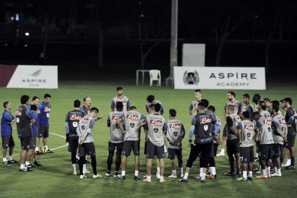 """Supercoppa, Benitez: """"Juve avanti, ma in gara secca tutto è possibile"""""""