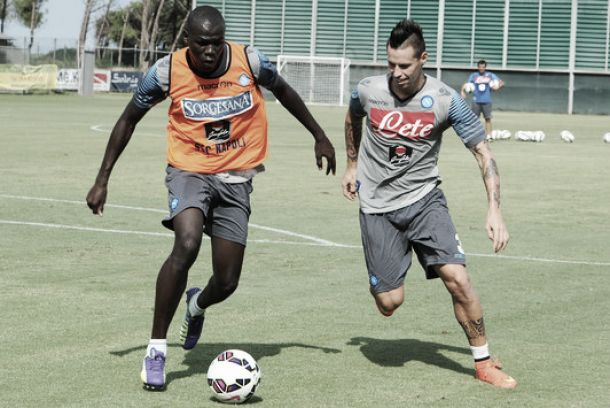 Empoli - Napoli, i convocati di Rafa Benitez: out Strinic