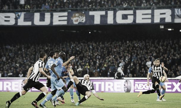 Diretta Juventus - Napoli, risultati live della partita di Serie A