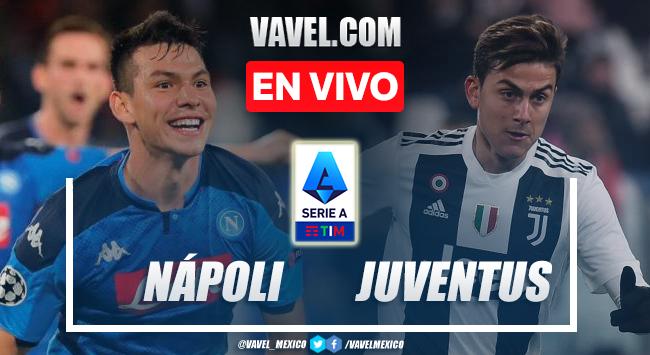 Goles y resumen del Napoli 2-1 Juventus en Serie A 2021