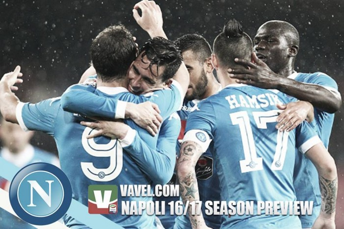 Napoli 2016/17 Serie A season preview: