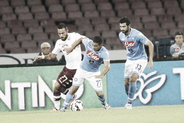 Diretta Torino - Napoli in risultati partite Serie A (1-0)