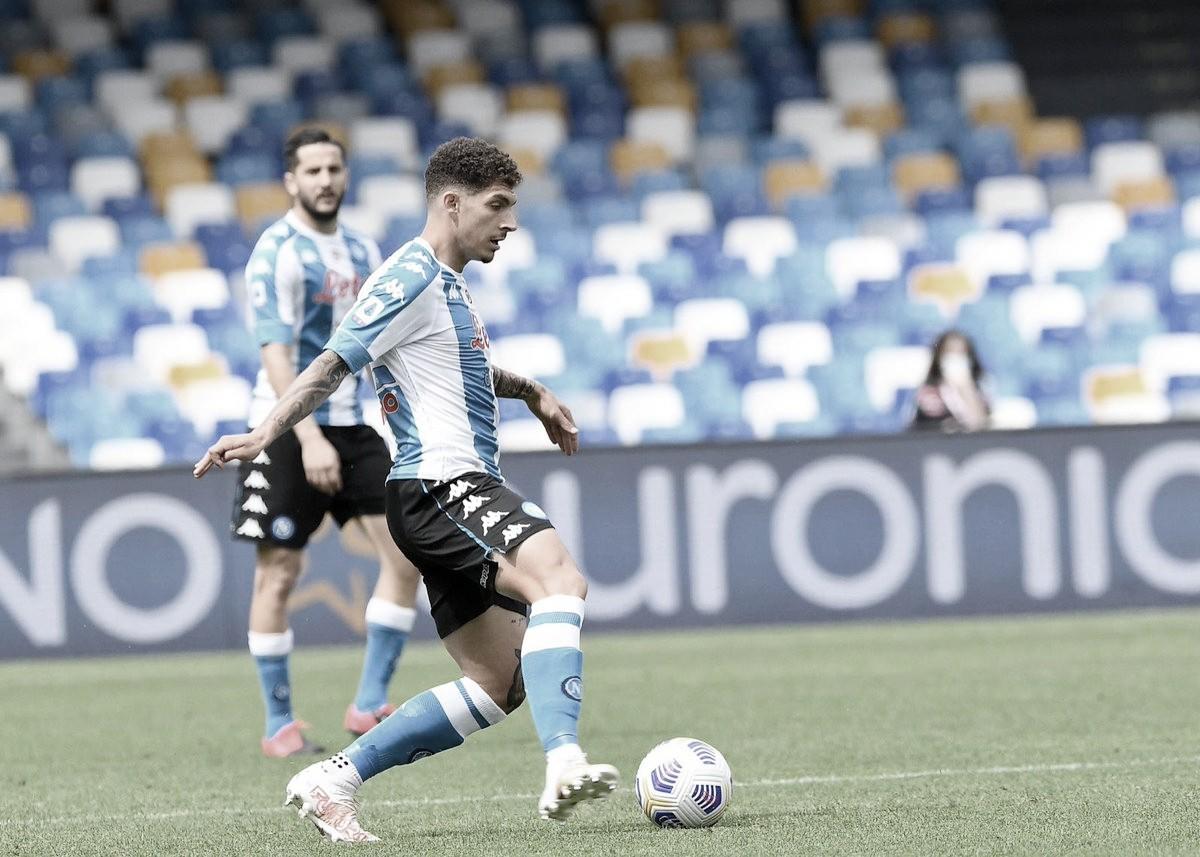 Napoli empata com Cagliari e perde lugar no G-4 da Serie A