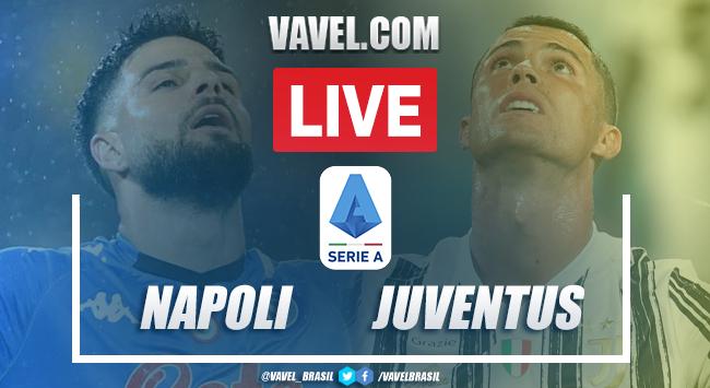 Gol e melhores momentos de Napoli x Juventus (1-0)
