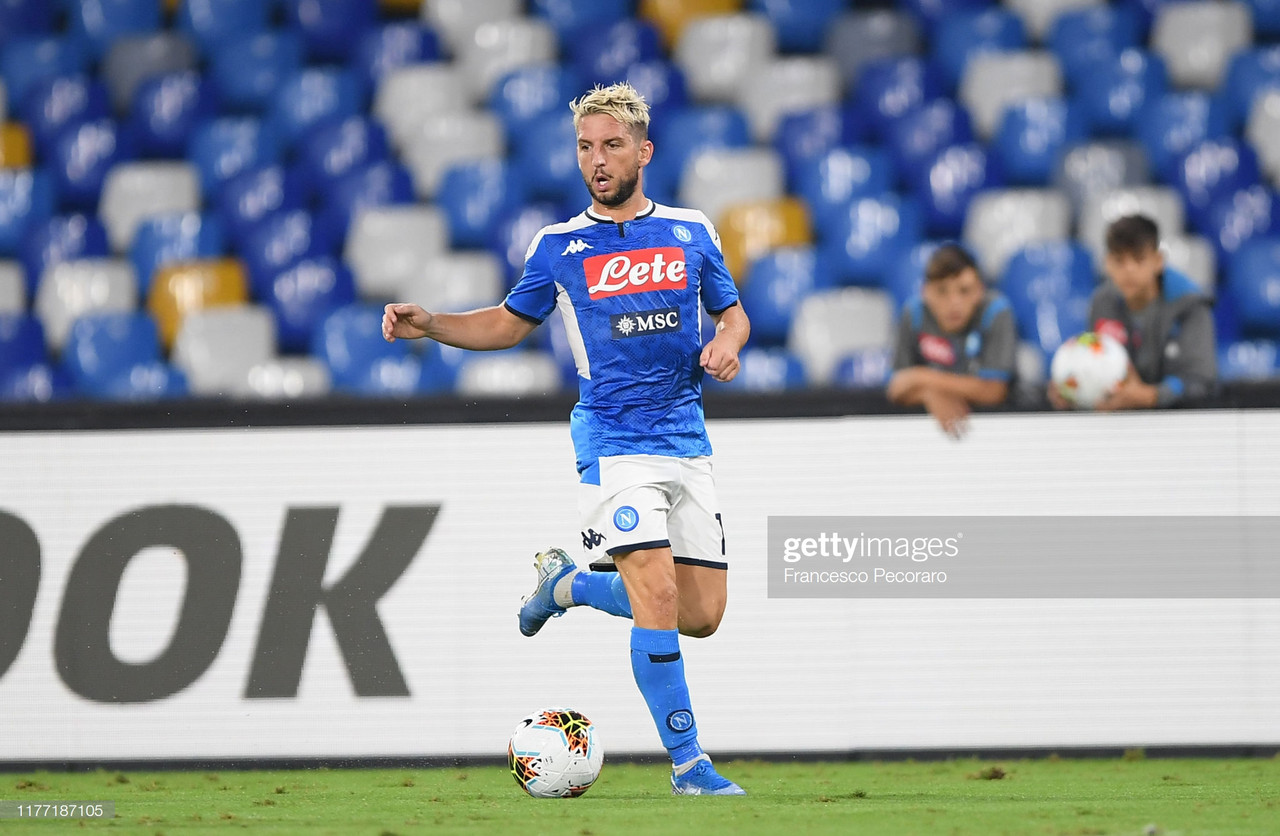 Napoli vs Brescia: A chance for the Partenopei to rebuild