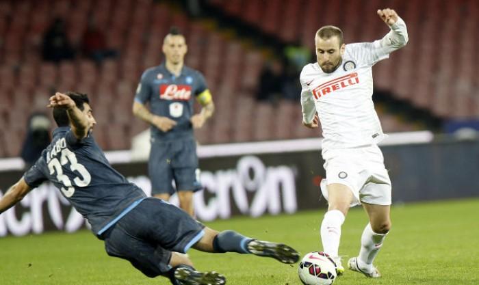 Inter - Napoli, ultima fermata