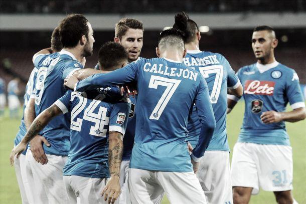 L'Higuain furioso trascina il Napoli: la marcia continua