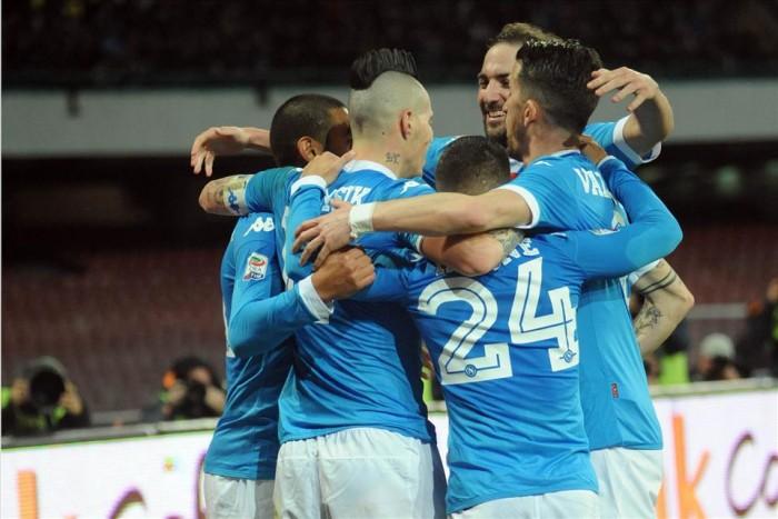 Napoli, tre punti per il sogno. Higuain, tre gol per la storia